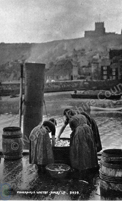 Whitby fishergirls